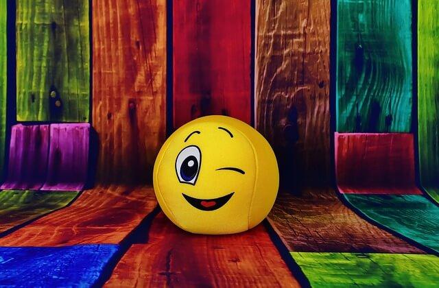 「Smile(スマイル)笑う」イメージ