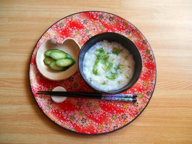 七草粥(ななくさがゆ)