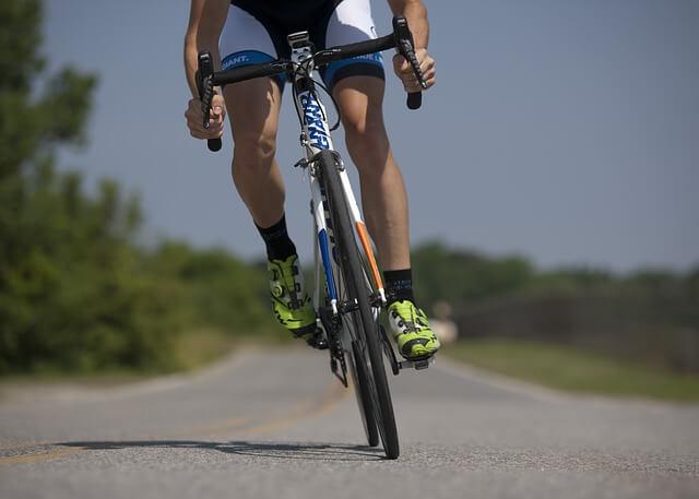 サイクリングのイメージ